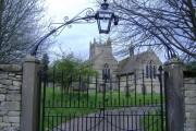 St Martin's Church, North Nibley
