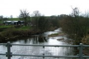 River Eden from Sandford Bridge