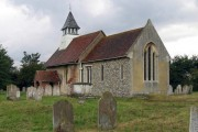 St Mary, Little Hormead, Herts