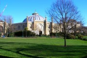 The Dome from Pavilion Gardens