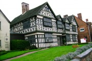 Churche's Mansion, Nantwich, Cheshire