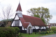 Pendock Cross Church
