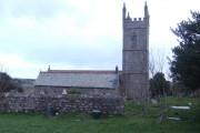 Mabe parish church