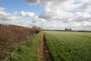 Farmland near Major's Farm