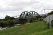 ECML Crosses River Trent