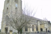 St. Peter's Church, Winchcombe