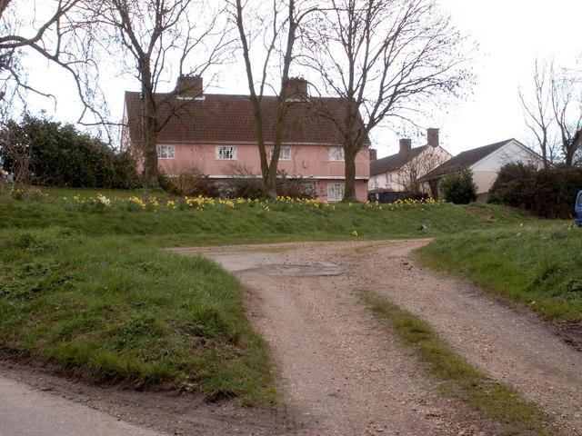 Farmhouse at Fysh House Farm