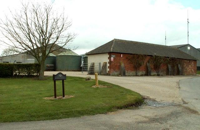 Part of Stanton's Farm