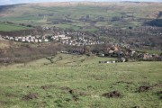 Dobcross From A Distance