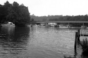 Cookham Bridge, River Thames, from upstream