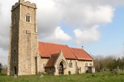 St Margaret, Shottisham