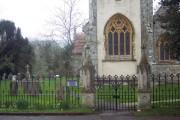 St Bartholomew's Church, Sutton Waldron