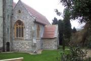 St Bartholomew's Church, Sutton Waldron - Detail