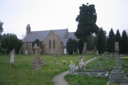 Far Forest Church and Graveyard