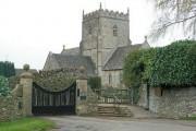 The Church of St. John the Baptist , Great Rissington