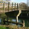 Shifford Lock Cut Bridge