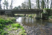 Bridge over the River Camel