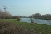 River Trent near Willington