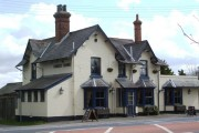 Forest Home Public House at Hardley