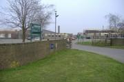 Marlwood secondary school, Vattingstone Lane, Alveston