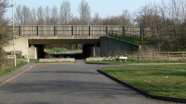 A46 bridge