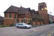 Borehamwood: All Saints Church