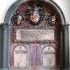 St Michael & All Angels, Fenny Drayton, Leics - Wall monument