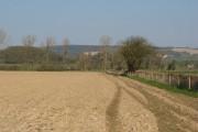 Ploughed field, Staunton