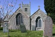 Saint Colan Church, Springtime.