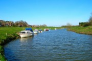 River Rother at Newenden