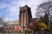 St Luke's, Eccleston