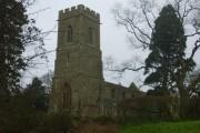 St Peter & Paul Church, Little Gransden, Cambs