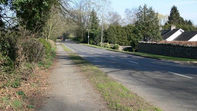 Westfield Lane, Rothley