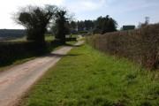 Park Farm near Snodhill