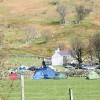 Easter under canvas in Nant Peris