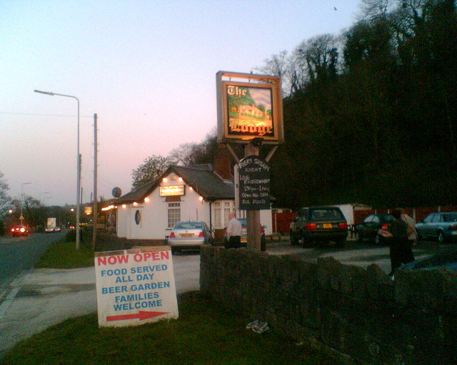 The Lodge Inn, Gwespyr