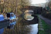 Ellen Holme Bridge, Luddenden Foot