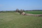 Farmland south of Far Fairholme