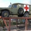 US Military Ambulance, Peterchurch