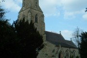 All Saints church Lullington