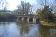 Bridge at River Great Ouse, Oakley