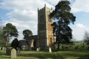 St. Nicholas Church at Marston Trussell.