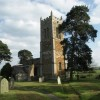 St. Nicholas Church at Marston Trussell.