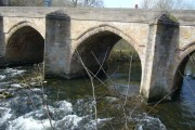Bridge Over The River Derwent