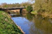Bridge, Royal Military Canal