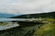 Coastline at Pennyghael