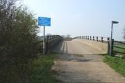 Bridge over the M1
