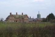 Crowley Hall, Aston by Budworth