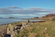 Close to Laggan on the Ardnish peninsula
