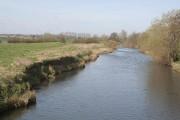 River Dove from Aston Bridge